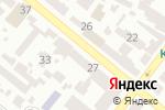Схема проезда до компании Кокос в Днепре