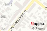 Схема проезда до компании Нотариус Дубаренко В.О. в Днепре