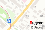 Схема проезда до компании Kiseleva Design в Днепре