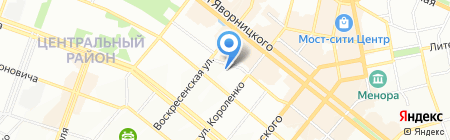 Новинтех ЧП на карте Днепропетровска