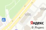 Схема проезда до компании Жилье строй трест №1 в Днепре