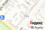 Схема проезда до компании Хоменко-Арт в Днепре