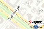 Схема проезда до компании Солоха в Днепре
