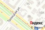 Схема проезда до компании Золоті ручки в Днепре