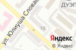Схема проезда до компании Нотариус Никитюк Г.Н. в Днепре