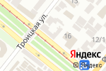 Схема проезда до компании Procomfort в Днепре