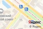 Схема проезда до компании Днепр-Полиграф в Днепре
