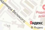Схема проезда до компании Полиграф-Медиа, ЧП в Днепре