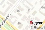 Схема проезда до компании Мастерская по заточке инструмента в Днепре