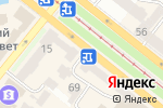 Схема проезда до компании Львівські круасани в Днепре