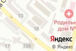 Схема проезда до компании Кабинет психологии Киселевской Светланы в Днепре