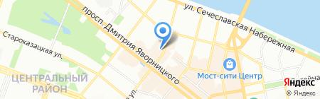 Ремонт обуви от А до Я на карте Днепропетровска