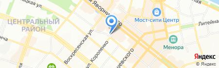 Vellano на карте Днепропетровска
