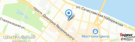 Sadolin на карте Днепропетровска