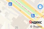 Схема проезда до компании HYLA в Днепре