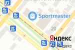Схема проезда до компании Лидер в Днепре
