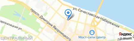 Горячие туры на карте Днепропетровска