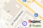 Схема проезда до компании Epatage в Днепре