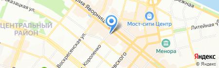 Epatage на карте Днепропетровска