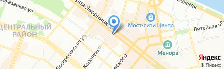 BAMBOO на карте Днепропетровска