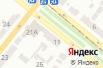 Схема проезда до компании ВЕСТАС, ЧП в Днепре