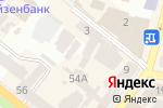 Схема проезда до компании Пресс-папье в Днепре