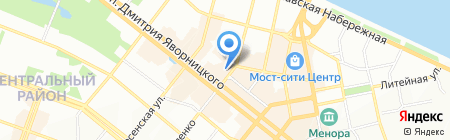 BUONGIORNO на карте Днепропетровска