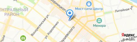 SkyDesign на карте Днепропетровска