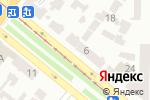 Схема проезда до компании Kibas.com.ua в Днепре