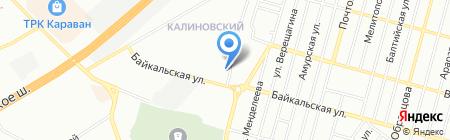 у Елены на карте Днепропетровска