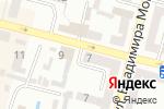 Схема проезда до компании Витэлит в Днепре