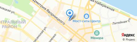RadioLand на карте Днепропетровска