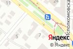 Схема проезда до компании Дайкин Днепр в Днепре