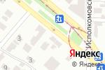 Схема проезда до компании Старый Мост в Днепре