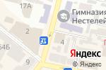 Схема проезда до компании EconomClass в Днепре