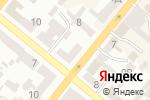 Схема проезда до компании Копир-Центр Украина в Днепре