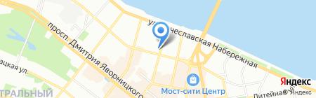 Creative Studio на карте Днепропетровска