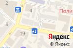 Схема проезда до компании АРТ-ХАУС в Днепре