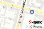 Схема проезда до компании Магазин подарков в Днепре