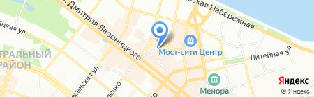 CUB ochki на карте Днепропетровска