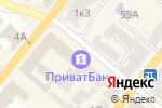 Схема проезда до компании Электролайт в Днепре