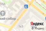 Схема проезда до компании Сеть магазинов кафеля и сантехники в Днепре