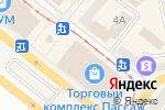 Схема проезда до компании COPY SHOP PASSAGE в Днепре