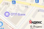 Схема проезда до компании ЦИТРУС в Днепре