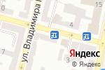 Схема проезда до компании BAKER STREET CLUB в Днепре