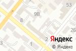 Схема проезда до компании Адвокат Труфанова Л.И. в Днепре