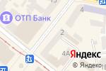 Схема проезда до компании Like Shop в Днепре