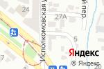 Схема проезда до компании Ликонд-Днепр в Днепре