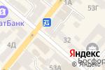 Схема проезда до компании АБ Експрес-Банк, ПАО в Днепре