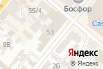 Схема проезда до компании Нотариус Лещенко О.В. в Днепре